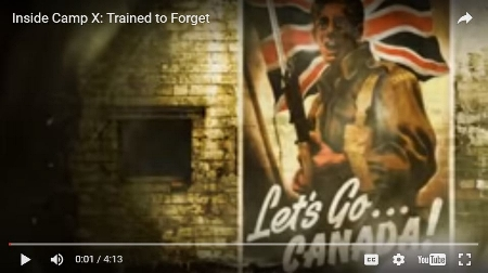 Camp X - Trained to Forget